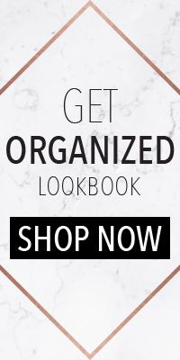 Get Organized Lookbook