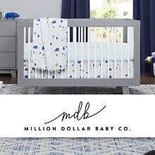 Million Dollar Baby Nursery Furniture