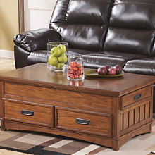 Mission Art & Craft Coffee Table