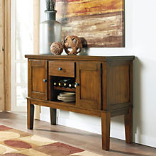 Mission Art & Craft Storage Cabinet