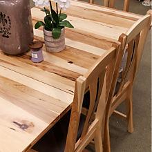 Mission Art & Craft Farmhouse Wood Table