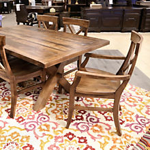 Miision Art & Craft Dining Room Chairs