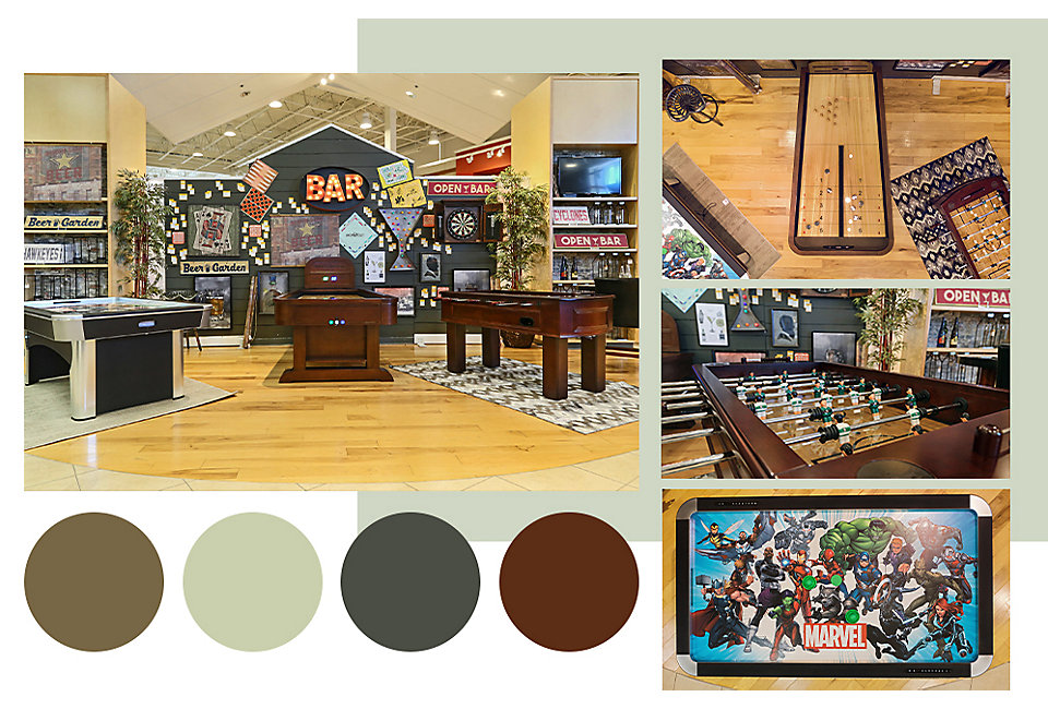 Game Room Furniture Trends