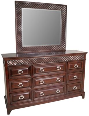 Najarian Sonoma Dresser with Mirror