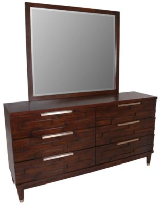 Najarian Rodeo Dresser with Mirror