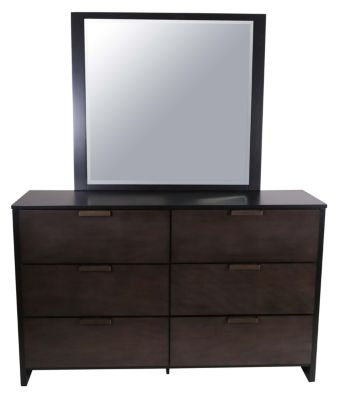 Najarian Paseo Dresser And Mirror