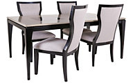 Najarian Nicole Table & 4 Side Chairs