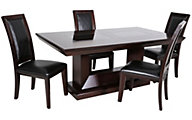 Najarian Brentwood Table & 4 Chairs