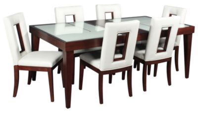 Najarian Enzo Table & 6 Side Chairs