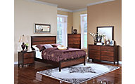 New Classic Bishop 4-Piece Queen Bedroom Set