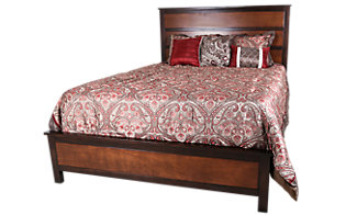 New Classic Bishop Queen Bed