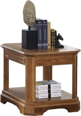 New Classic Oakridge End Table