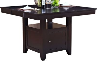 New Classic Kaylee Espresso Counter Table