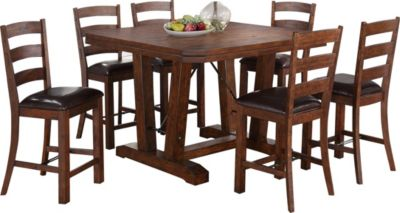 New Classic Lanesboro 7-Piece Counter Set