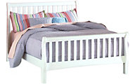 New Classic Bayfront Twin Sleigh Bed