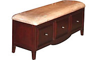 New Classic Drayton Hall Storage Bench