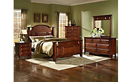 New Classic Drayton Hall 4-Piece King Poster Bedroom Set