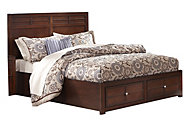 New Classic Kensington California King Storage Bed