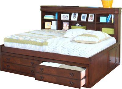 New Classic Sheridan Full Storage Bed