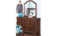 New Classic Sheridan Kids' Dresser with Mirror