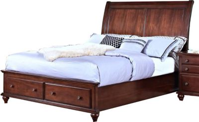 New Classic Spring Creek California King Storage Bed