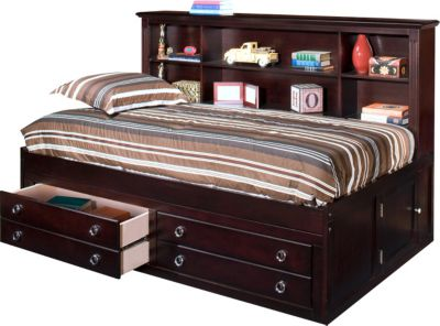 New Classic Victoria Full Storage Bed