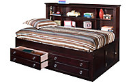 New Classic Victoria Twin Storage Bed