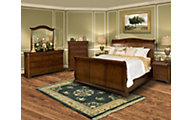 New Classic Whitley Court 4-Piece Queen Bedroom Set