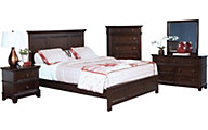 New Classic Prescott 5-Piece King Bedroom Set