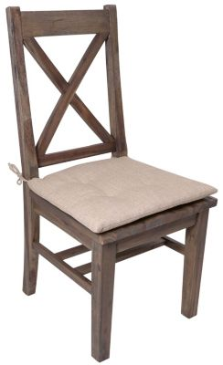 New Classic Tuscany Park Side Chair with Cushion
