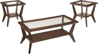New Classic Bryant Coffee Table & 2 End Tables
