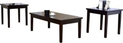 New Classic Sherman Coffee Table & 2 End Tables