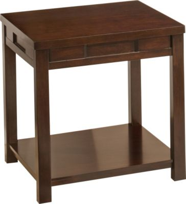 New Classic Wagner End Table