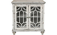 New Classic Enzo Antique Gray Console Table