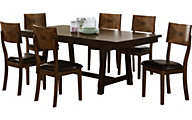 New Classic Gillian 7-Piece Dining Set