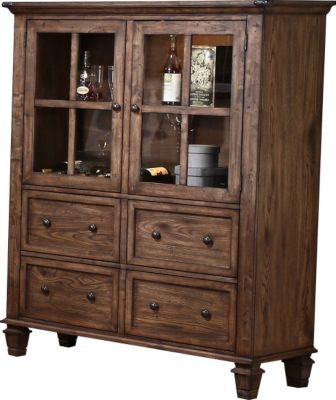 New Classic Sutton Manor China Cabinet