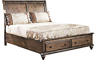 New Classic Fallbrook California King Storage Bed