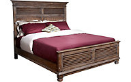 New Classic Lakeport Pewter Queen Bed