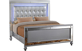 New Classic Valentino King Bed