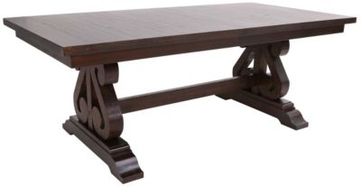 Crown Mark San Juan Trestle Table