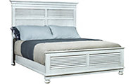 New Classic Lakeport Driftwood Queen Bed