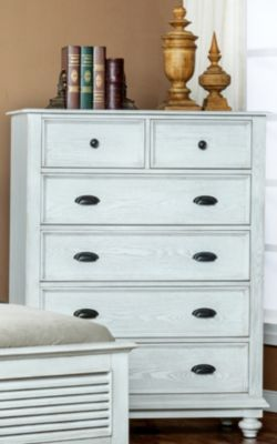 New Classic Lakeport Driftwood Chest