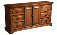 New Classic Honey Creek Dresser