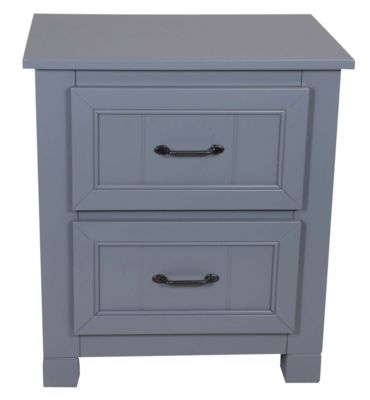 New Classic Taylor Gray Kids' Nightstand