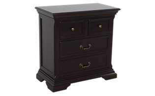 New Classic Timber City Nightstand