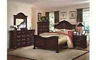 New Classic Emilie 4-Piece Queen Bedroom Set