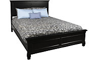 New Classic Tamarack Black King Bed