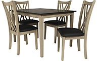 New Classic Paige 5-Piece Dining Set