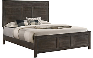 New Classic Andover Nutmeg King Bed