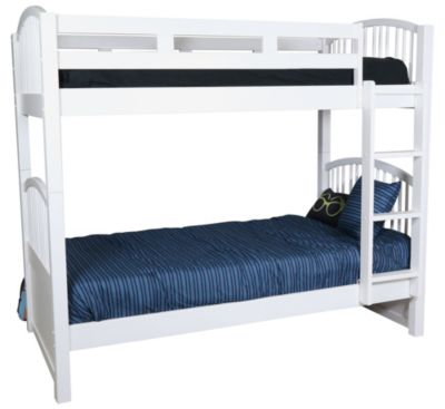 New Classic Bayfront Twin/Twin Bunk Bed
